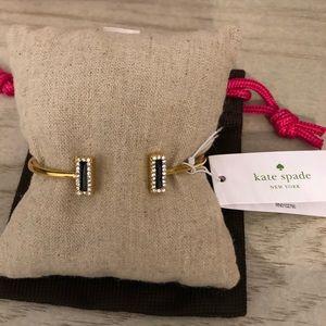 Kate Spade bracelet cuff - new